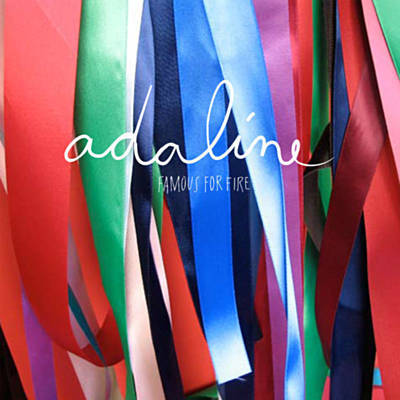 album cover adaline famous for fire