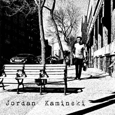album cover jordan kaminski shes like fire